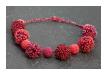 Glasperlenkugel Kette aus Süd-Afrika, Handarbeit, 95,00 €  (Art: 90002997)